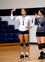 SAU Volleyball vs WSSU 09/25/17