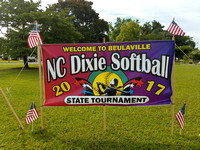 NC Dixie Softball State Tournament 2017