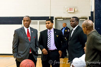 SAU vs William Peace Univ. 12/16/14